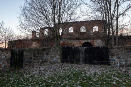 Ruiny Zamku rodu Vrbnów
