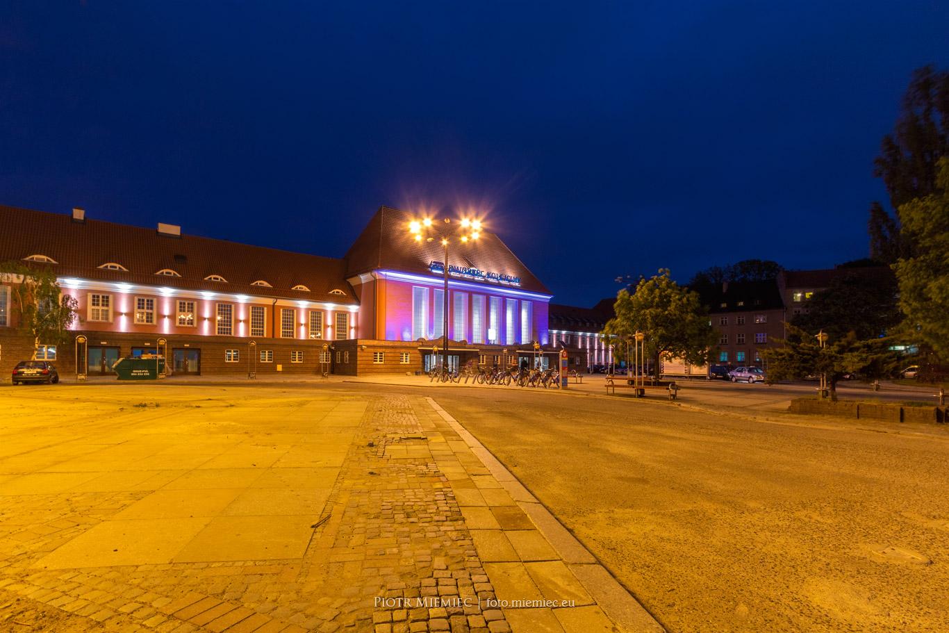 Gliwice dworzec PKP