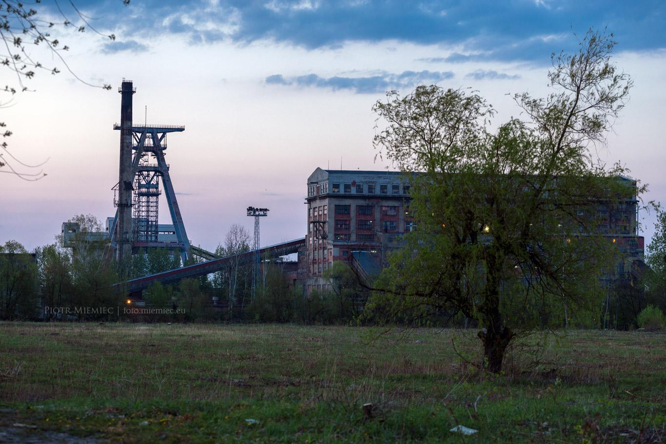 Kopalnia Węgla Kamiennego Sośnica