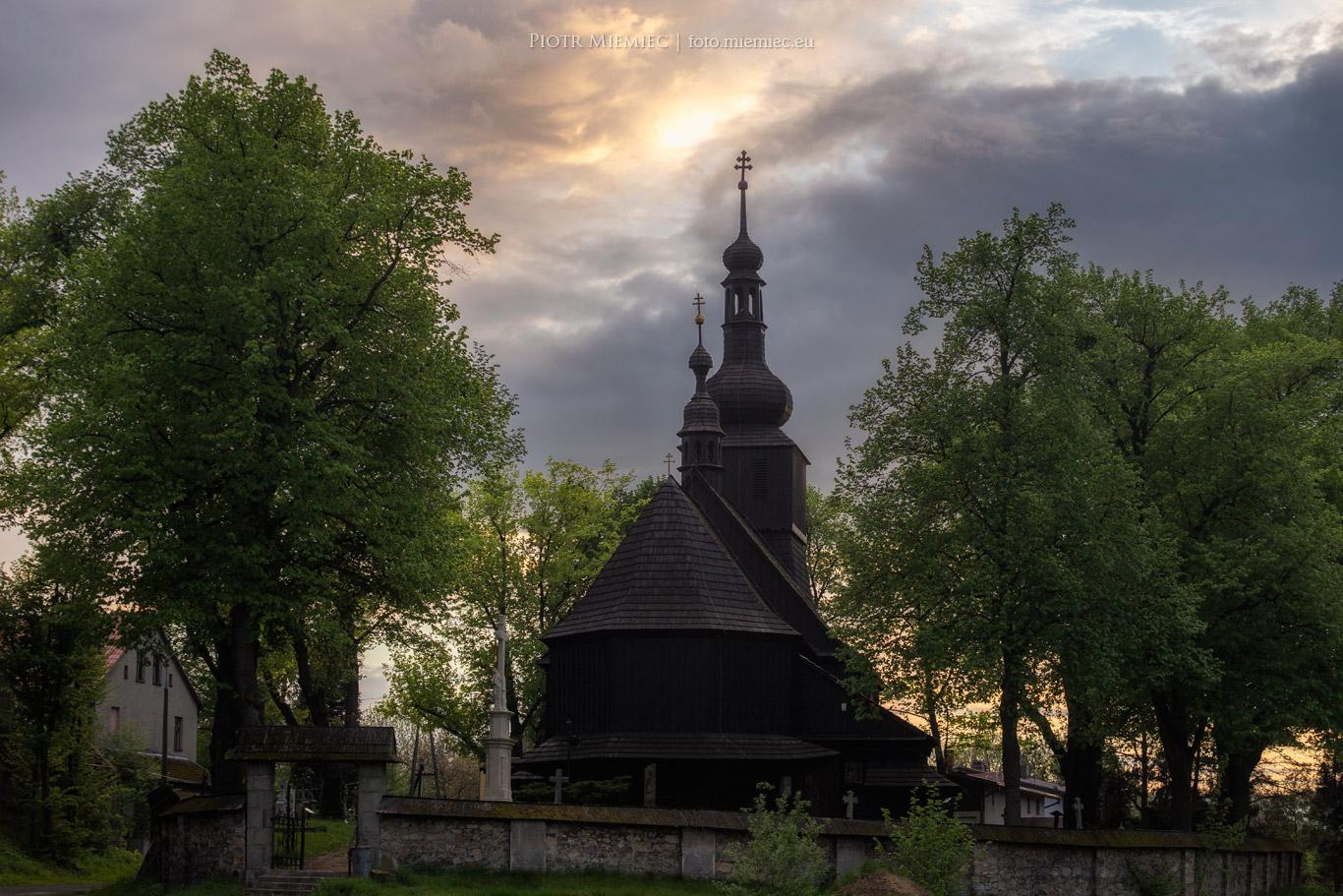 Kościół w Bełku – maj 2021