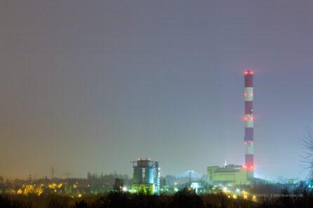 Elektrociepłownia Zabrze – kwiecień 2015