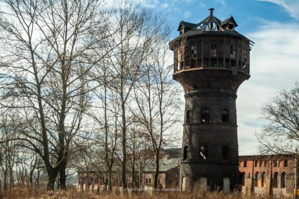 Wieża ciśnień Huty Zabrze
