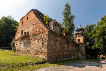 Pałac w Piorunkowicach