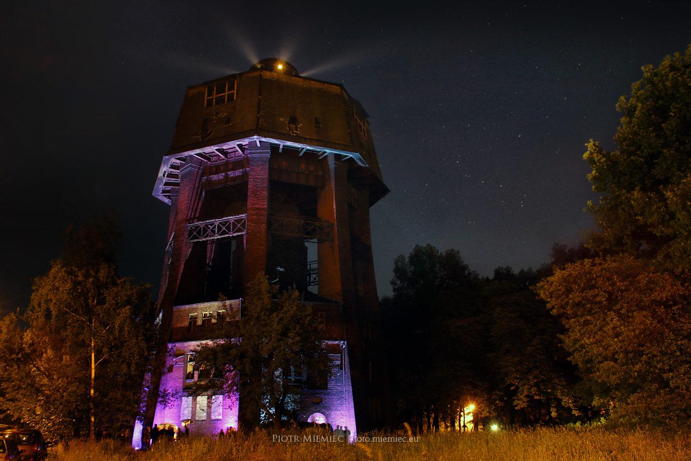 Zabrze Wieża ciśnień